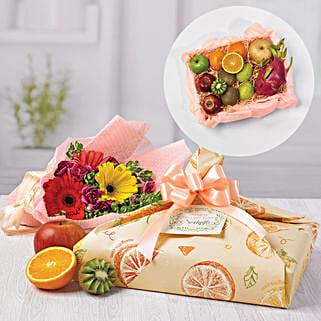 Fruity Treats: Gift Basket to Singapore