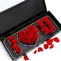 I Love You Red Roses: Send Valentines Day Gifts to Singapore