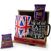 Keep Calm Tea Set: Corporate Hampers to Singapore