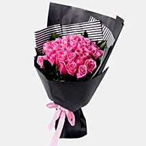 Passion Roses Bunch: Send Roses to Singapore