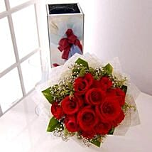 Red Seduction: Miss You Flowers to Singapore