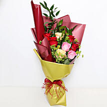 Roses Galore Bouquet: Valentine's Day Gift Delivery in Singapore
