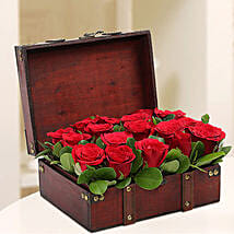 Treasured Roses: Send New Year Gifts to Singapore