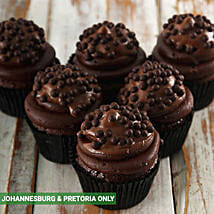 Chocolate Dipper Cupcakes: Birthday Cakes to South Africa