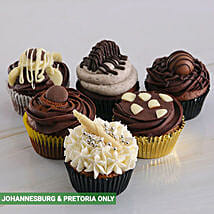 Guilty Pleasures Cupcake Variety: Birthday Cakes to South Africa