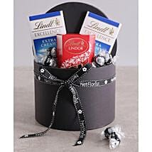 Lindt Trio In Hat Box: Send Birthday Gifts to South Africa