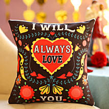 Love Always Cushion: Anniversary Gift Delivery in South Africa