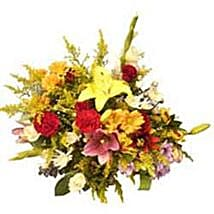 Sunny n Bright Small SA: Anniversary Flower Delivery in South Africa