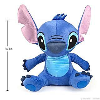 Blue Stitch Teddy: Send Valentines Day Gifts to Thailand