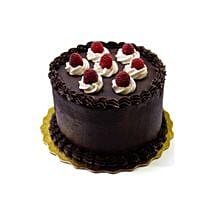 Raspberry n Chocolate Cake: Eid Gifts to Thailand