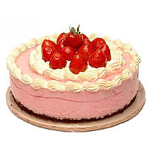Strawberry Cake: Thailand Cake