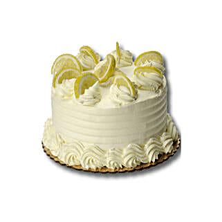 Zesty Lemon Cake: Gift Delivery in Turkey
