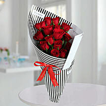 15 Romantic Roses Bunch: Flower Bouquets to UAE