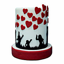 3D Love Cake: Send Valentine Gifts for Wife in UAE