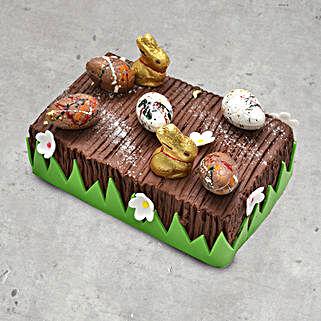 8 Portion Easter Lindt Cake: Send Easter Gifts to UAE
