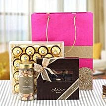 A Treat to the Taste Buds: Bhai Dooj Gift Delivery in UAE