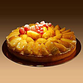 Apple Tart: Christmas Cakes to Dubai