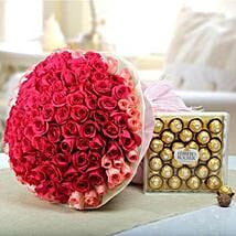 Celebrate Happiness: Send Flowers N Chocolates to UAE