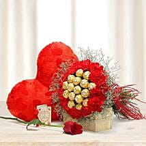 Choco Carnations: Valentine Gifts to Sharjah