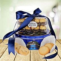 Choco Cookie Delight: Eid Gift Hampers to UAE