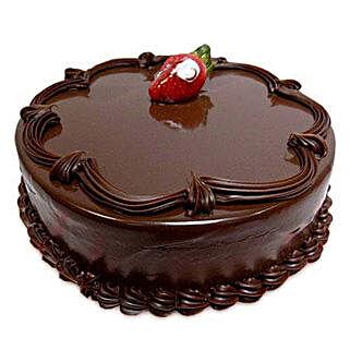 Choco float: Send Cakes to Abu Dhabi