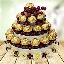 Chocolate Tower: Send Birthday Chocolates to UAE