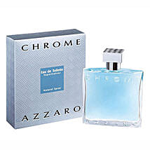 Chrome Azzaro Perfume: Bhai Dooj Gift Delivery in UAE