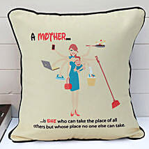 Cushion for Mom: Mother's Day Gifts to Sharjah