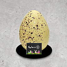Dark Spot Chocolate Egg 315 gms: Easter Gifts USA