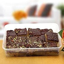 Delicious Choco Barfi: Sweet Delivery in UAE