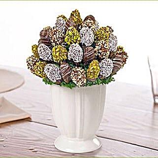 Delicious Dates arrangement: Onam Gift Delivery in UAE
