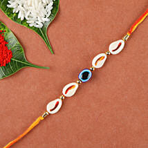 Designer Shell Rakhi: Send Rakhi to UAE