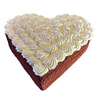Eternal Sweetness Cake: Valentine's Day Cake Delivery in Dubai