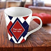 Exquisite Personalized Mug: Friendship Day Gifts to UAE