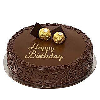 Ferrero Rocher Birthday Cake: Send Birthday Gifts to Sharjah
