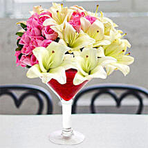 Floral Margarita: Send Flowers for Wife to UAE