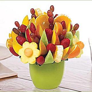 Fruit Fiesta Bouquet: Send Eid Gifts to Sharjah