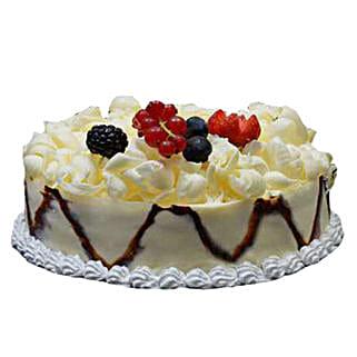 German Classic White Forest Cake: Christmas Cakes to Dubai