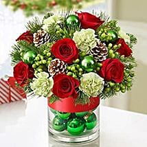 Glamorous Flower Show: Christmas Gifts to UAE
