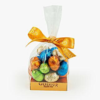 Godiva Easter Bag 200 gms: Easter Gifts to UAE