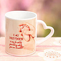Greatest Mom Mug: Send Mother's Day Gifts to Dubai