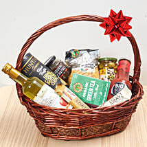 Handle Basket Of Treats: New Arrival Gifts to UAE
