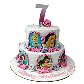 Little Princess Cake: