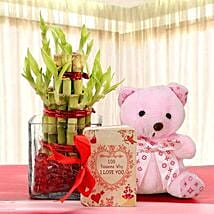 Lucky Bamboo and Bear Love: Valentine's Day Gifts to Sharjah