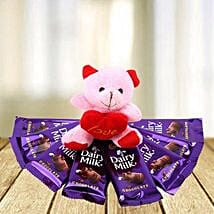 Magical Choco Love: Christmas Gifts for Her in UAE