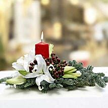 Merry Delivery Centerpiece: Christmas Gift Delivery in UAE