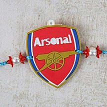 Modern Arsenal Rakhi: Rakhi Delivery in Al Ain