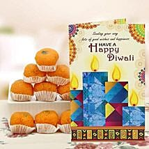 Mouthwatering Laddoo Wishes: Diwali Sweets to Abu Dhabi