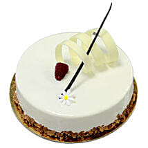 New Vanilla Cake: Send Birthday Cakes to UAE