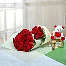 Passionate Gift Of Love: Send Flowers N Chocolates to UAE